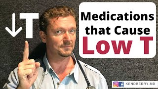 Which Medications Lower Testosterone?