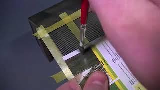 Смывка белая эмалевая 28мл. HUMBROL AV0202 от компании Хоббинет. Сборные модели. - видео
