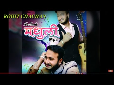 Folk song by rohit chauhan