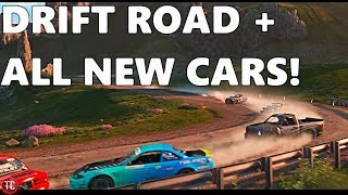 Forza Horizon 4: FORTUNE ISLAND! ALL NEW CARS, DRIFT ROAD GAMEPLAY SCREENSHOTS, AND MORE!!