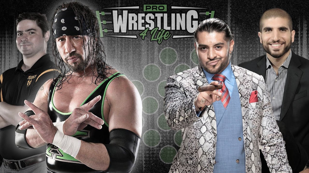 Sean Waltman Teases Match With WWE NXT Superstar