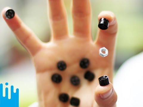 Novinky z vědy a techniky #106: Levitační rukavice