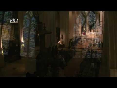 Vêpres et Eucharistie du 15 mars 2014