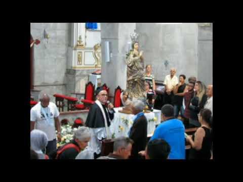 Chegada de N. Senhora da Conceição em Aiuruoca-MG