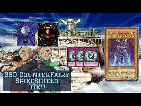 Saffira Judgment | Deck Ritual Counter Fairy - Yu-Gi-Oh