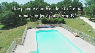 Camping Les Chalets de Dordogne - Camping Dordogne - Image N°2