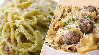 Creamy & Satisfying Pasta Recipes