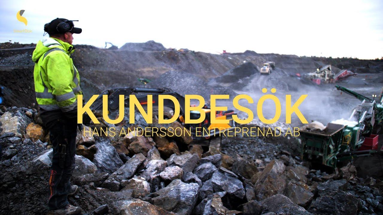 SmartDok - Kundbesök - Hans Andersson Entreprenad AB