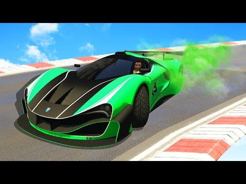 NEW $3.000.000 INSANE SUPERCAR! (GTA 5 DLC)