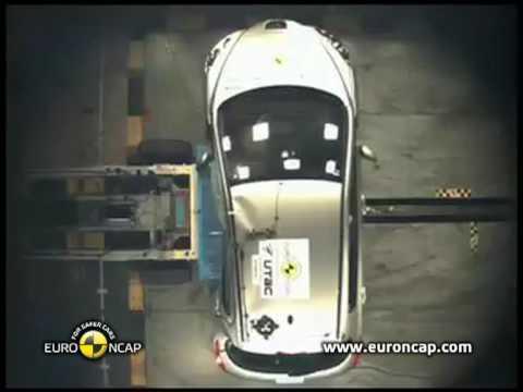 NCAP: Peugeot 308