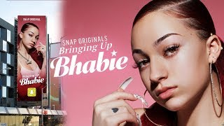 BHAD BHABIE My new Show on Snapchat is OUT NOW | Bringing Up Bhabie Trailer