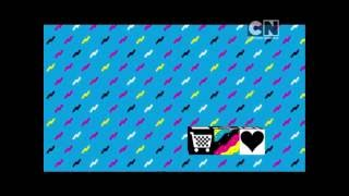 Cartoon Network RSEE (Russia) - Ad Break bumpers (2016)