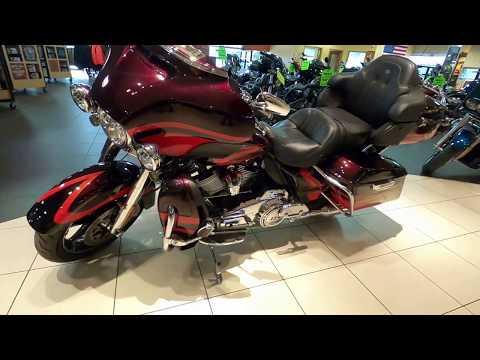 2017 Harley-Davidson HD Touring CVO FLHTKSE Limited
