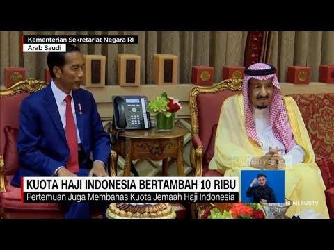 Kuota Haji Indonesia Bertambah 10 Ribu