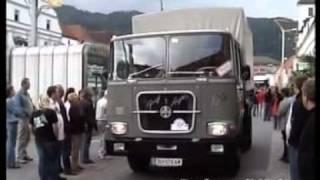preview picture of video 'Arzilli vecchietti in sfilata a Leoben (Austria)'