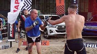 ВОЯКА против Матерого Бойца Без Правил !!!
