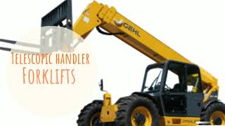 Most popular types of Forklift and their uses