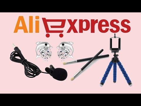 AliExpress!Распаковка четырех посылок