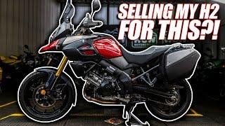 Suzuki V-Strom 1000 // If I Only Had One Motorcycle