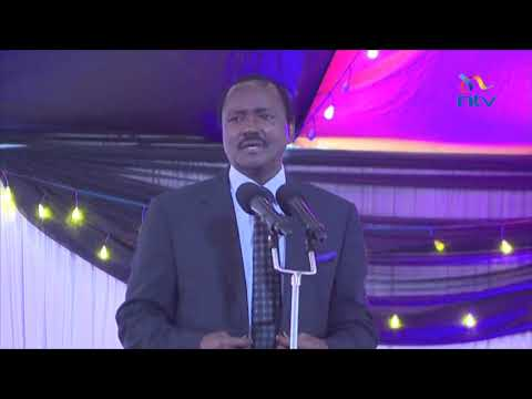 Kalonzo Musyoka blames cartels for sugar sector crisis