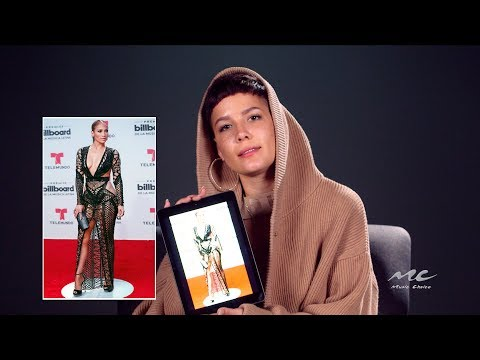 Halsey: Now or Never – Fashion – J.Lo Red Carpet