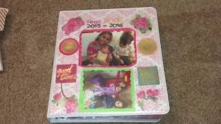 Create your own family Yearbook! Kids memories! Scrapbooking!