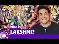 LAKSHMI  The story of the Hindu Goddess of Wealth Prosperity Luck and Fortune