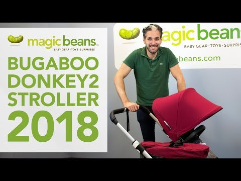 Bugaboo Donkey2 Stroller 2018 | Reviews, Ratings, Prices