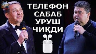 Shukurullo Isroilov va O`tkir Muhammadxo`jayev telefon sabab urushishdi