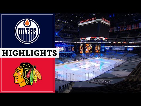 Blackhawks take lead in Qualifiers series over Edmonton with comeback win | NBC Sports Chicago