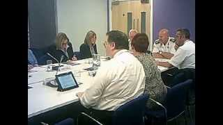 preview picture of video 'Merseyside Fire and Rescue Authority Consultation & Negotiation Sub Committee 2/9/14 Part 1'