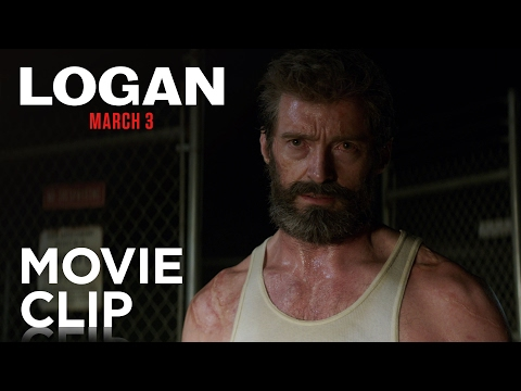 Logan (Clip 'You Know the Drill')