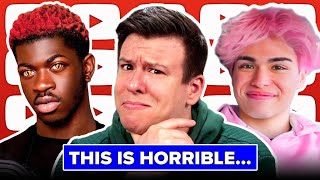 WOW! Stokes Twins Exposed After Disgusting Prank, Lil Nas X Hit, Wasted Vaccines, NFTS, & More News