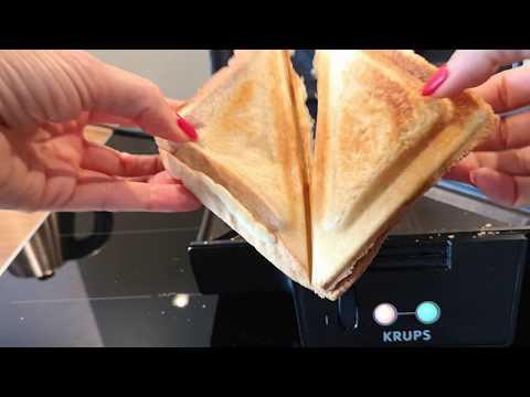 Krups Sandwichmaker FDK 451 Langzeittest