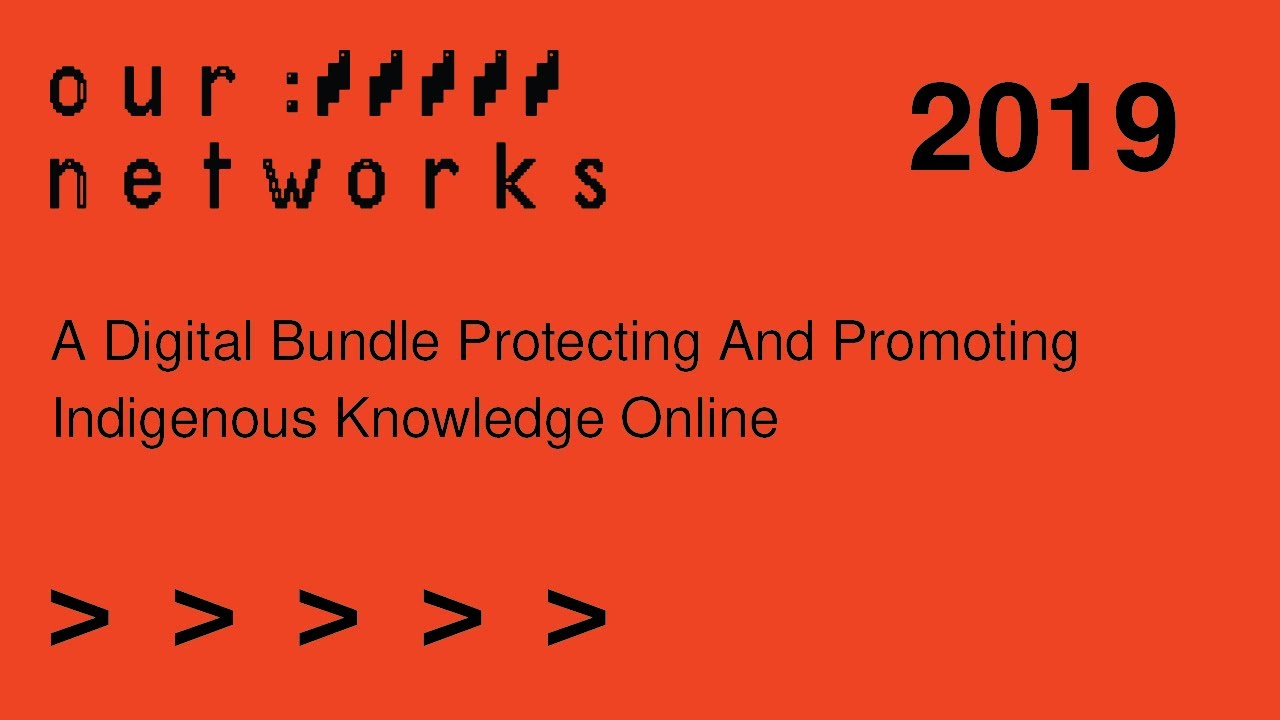 Video thumbnail for Keynote: Dr. Jennifer Wemigwans, A Digital Bundle Protecting and Promoting Indigenous Knowledge Online