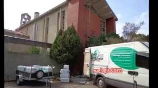 preview picture of video 'Isolation Carmel ouate de cellulose Muret 31   eco logis com'