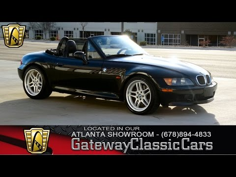 "1998 BMW Z3 Roadster ""Custom"" - Gateway Classic Cars of Atlanta #130"