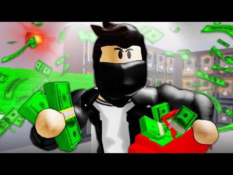 The Criminal: A Sad Roblox Movie
