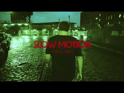 Jarryd James Slow Motion (Pseudo Video)