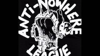 anti nowhere league-this is war