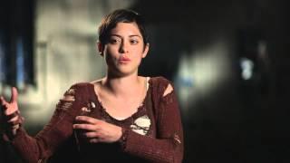 """Maze Runner: The Scorch Trials: Rosa Salazar """"Brenda"""" Behind the Scenes Interview"""