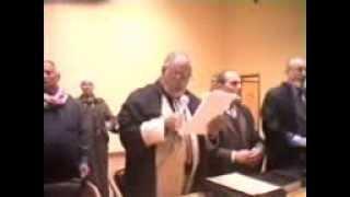 إعلان نتيجة رسالة الدكتوراه للدكتور محمود صبحي شاهين  (مرتبة الشرف الأولى)