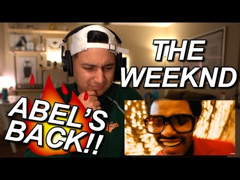 THE WEEKND - HEARTLESS REACTION!! | ABEL BACK ON HIS BS!!