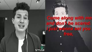 charlie puth one call away instrumental with lyrics - TH-Clip