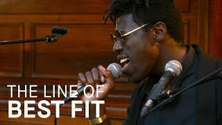 """Come To Me"" By Björk Covered By Moses Sumney For The Line Of Best Fit"