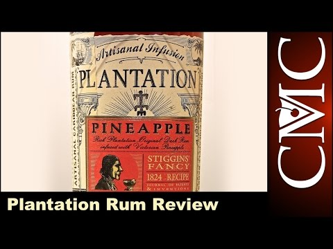 Plantation Pineapple Rum Review