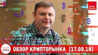 Tezos вырос на 30%. Почему? В блокчейне EOS украли $200 тысяч #bitcoinify