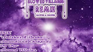 DJ Dro - UGK - Swishas & Dosha (Slowed & Chopped)