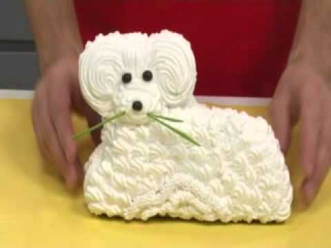 Molde para hornear/cortapastas cordero y oveja de Pascua