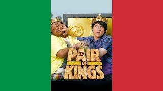Kadr z teledysku Pair Of Kings Theme Song (Italian, Incomplete) tekst piosenki Pair Of Kings (OST)